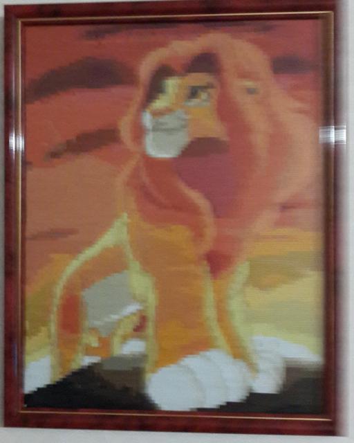 Король Лев Симба